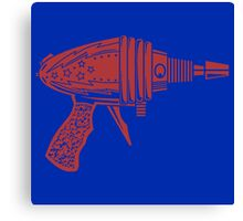 Sheldon Cooper's Ray Gun Canvas Print