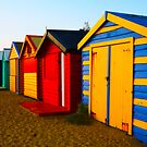Brighton Boxes by RichardIsik