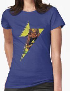 Ms Kamala Bolt Womens Fitted T-Shirt