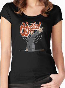 Phoenix Murdock Women's Fitted Scoop T-Shirt