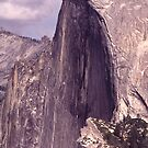 Half Dome by Christopher  Boswell