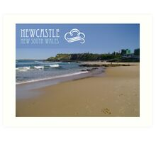 Newcastle - New South Wales Art Print