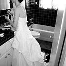 The Bride Getting Ready by Dana Nixon
