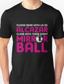 Alcazar Mirror Ball T-Shirt