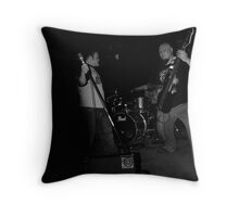yeah! LOUDER! Throw Pillow