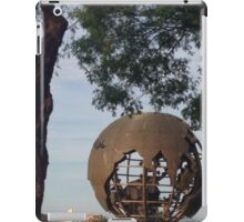 Globe- IllumiNATIONS iPad Case/Skin
