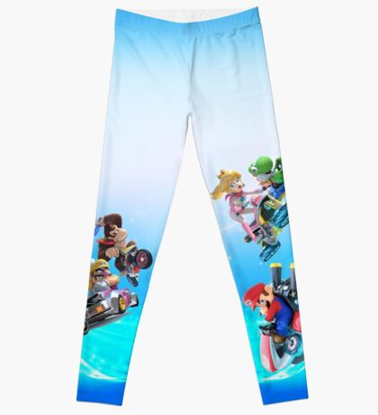 Mario Kart 8 Leggings Leggings