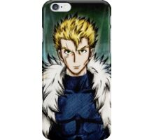 Fairy Tail - Laxus iPhone Case/Skin