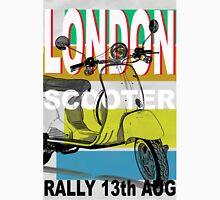 London Scooter Rally Unisex T-Shirt