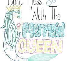 Mermaid Queen by EdenIsRising