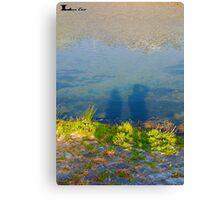 Love Eco Canvas Print