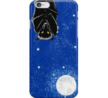 Bat in the Window iPhone Case/Skin