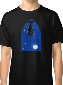 Bat in the Window Classic T-Shirt