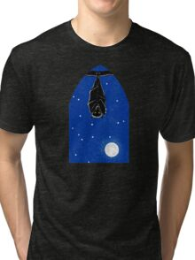 Bat in the Window Tri-blend T-Shirt