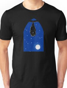 Bat in the Window Unisex T-Shirt