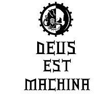 Adeptus Mechanicus Photographic Print