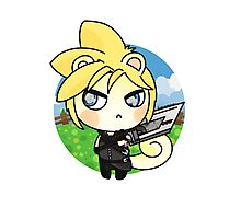 ACNL Cloud Strife Photographic Print