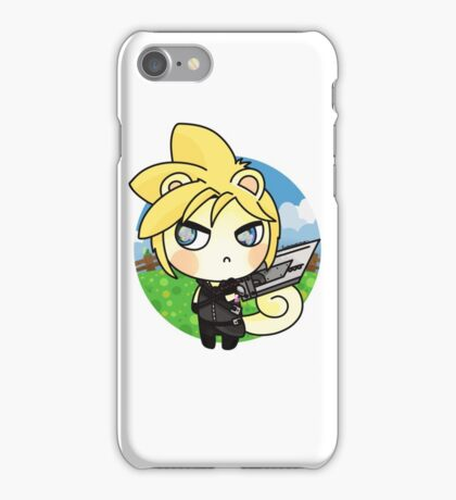 ACNL Cloud Strife iPhone Case/Skin