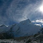 Nuptse Star 2 by Richard Heath
