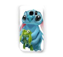 heh heh hi! Samsung Galaxy Case/Skin