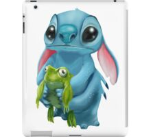 heh heh hi! iPad Case/Skin