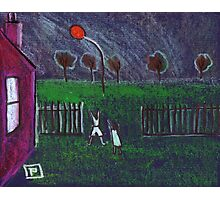 The Lost Balloon Photographic Print