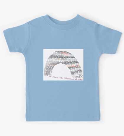 The Rainbow Connection Kids Tee