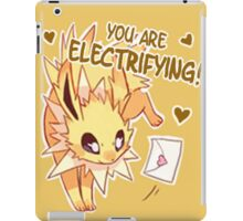 Jolteon Love iPad Case/Skin