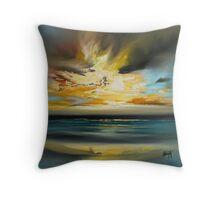 Skye Shore I Throw Pillow