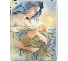 GAIA - Mather and Child iPad Case/Skin