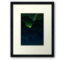 Night Voyage Framed Print