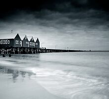 Busselton Jetty by gripper2111