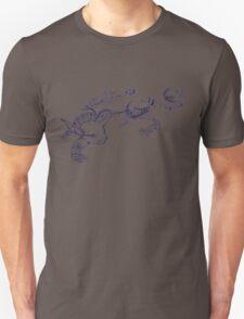 Cat Robot #1 Racer  T-Shirt