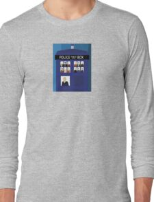 The 13 Doctors Long Sleeve T-Shirt