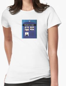 The 13 Doctors Womens Fitted T-Shirt