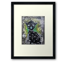 April 14 Number 35 Framed Print