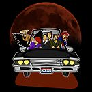 Super Doo Gang  by Ryleh-Mason