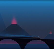 Mistery Train by Leonardo Sala