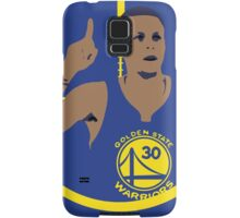 Steph Curry MVP Samsung Galaxy Case/Skin