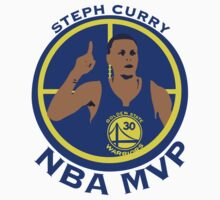 Steph Curry MVP by DrDank