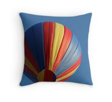 Over the moon! Throw Pillow