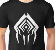 Stalker Sigil (white) Unisex T-Shirt