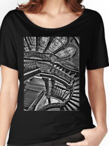 Old Style Workmanship - HDR T Shirt Women's Relaxed Fit T-Shirt