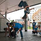 Breakdancers 1 by fotoWerner
