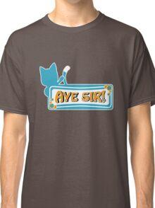 Happy sais Aye Sir! Classic T-Shirt