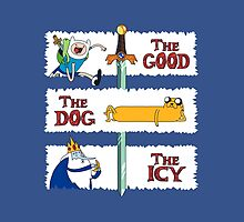 The Good, The Dog and The Icy by LilloKaRillo