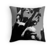 The Reach at Old San Juan Puerto Rico  Throw Pillow