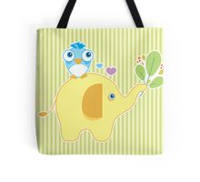 [ A Friendly Fable ] ♥ Tote Bag