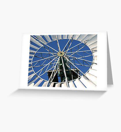 Winton windmill Greeting Card