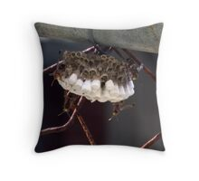 Intimate Encounter Throw Pillow